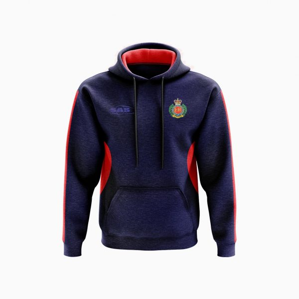 LINTON MILITARY – Hoodie Front