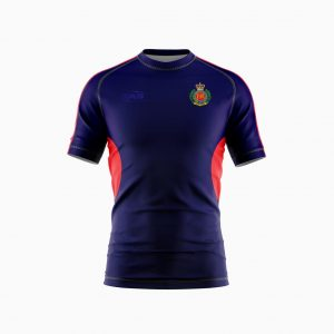 LINTON MILITARY – TEE Front