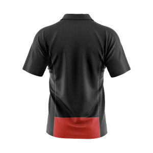 PONEKE RUGBY SUPPORTER'S POLO SHIRT – (POLO 10 FB FIT)